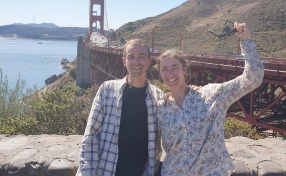 mathias et hortense banaclichet voyage zéro déchet et sans avion